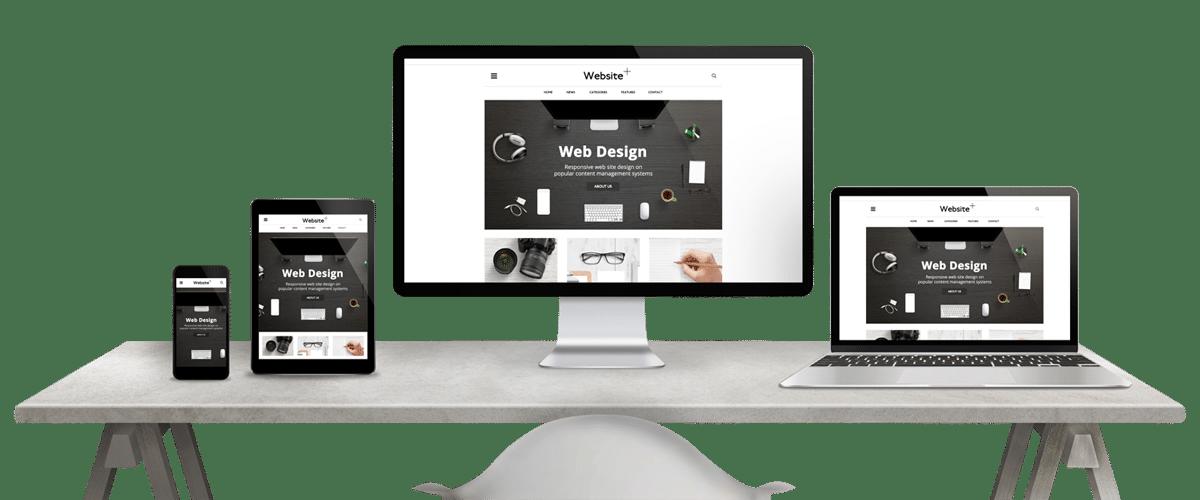 Responsive Webseiten und Fotografie