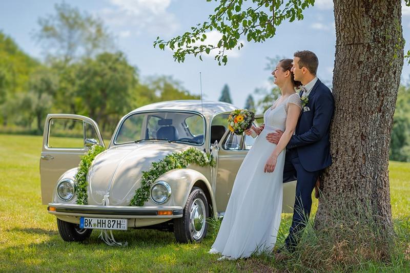 Hochzeits-Fotografie